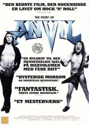 the story of anvil - DVD