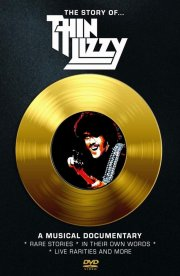 thin lizzy dokumentar - the story of - DVD