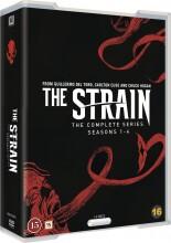 the strain - den komplette serie - sæson 1-4 - DVD
