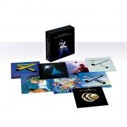 mike oldfield - the studio albums 1992-2003 - bokssæt - cd