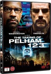 the taking of pelham 1 2 3 / kapring af metro 1 2 3 - DVD