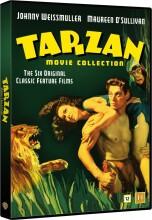 the tarzan collection - box - DVD