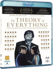the theory of everything - Blu-Ray