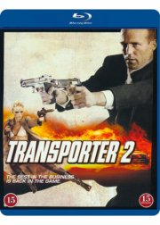 the transporter 2 - Blu-Ray
