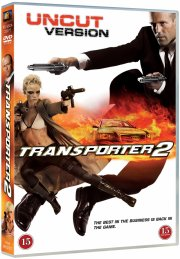 the transporter 2 - DVD