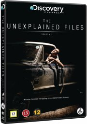 the unexplained files - sæson 1 - discovery channel - DVD