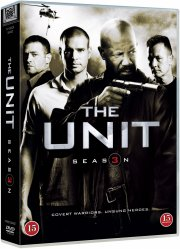 the unit - sæson 3 - DVD