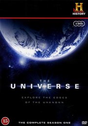 the universe - sæson 1 - the history channel - DVD