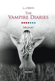 the vampire diaries #7 midnat  - Softcover