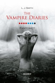 the vampire diaries #8 fantomet  - Softcover