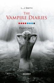 the vampire diaries #8 fantomet - bog