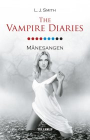 the vampire diaries #9 månesangen - bog