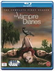 the vampire diaries - sæson 1 - Blu-Ray