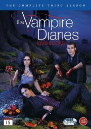 the vampire diaries - sæson 3 - DVD