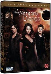 the vampire diaries - sæson 6 - DVD