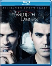 the vampire diaries - sæson 7 - Blu-Ray