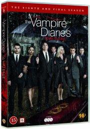 the vampire diaries - sæson 8 - DVD