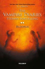 the vampire diaries - stefans fortælling #2: blodrus - bog