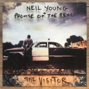 neil young + promise of the real - the visitor - Vinyl / LP