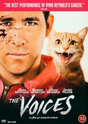 the voices - ryan reynolds - DVD