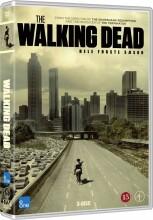 the walking dead - sæson 1 - DVD