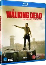 the walking dead - sæson 3 - Blu-Ray
