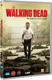 the walking dead - sæson 6 - DVD