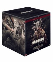 the walking dead - sæson 7 - spike walker limited edition - Blu-Ray
