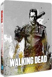 the walking dead - sæson 7 - steelbook edition - Blu-Ray
