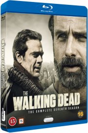 the walking dead - sæson 7 - Blu-Ray