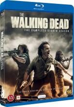 the walking dead - sæson 8 - Blu-Ray