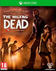 the walking dead: season 1 - game of the year /xbox one - xbox one