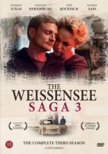 the weissensee saga - sæson 3 - DVD