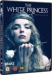 the white princess - sæson 1 - DVD