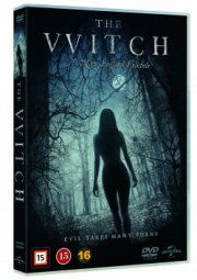 the witch - a new-england folktale - 2015 - DVD