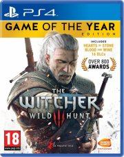 the witcher iii (3): wild hunt (game of the year edition) - PS4