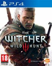 the witcher iii (3) wild hunt - PS4