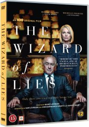 the wizard of lies - hbo - DVD