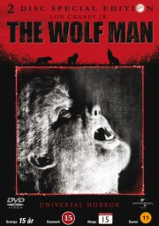 the wolfman - 1941 - DVD