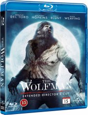 the wolfman - extended directors cut - Blu-Ray