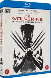 the wolverine - 3D Blu-Ray
