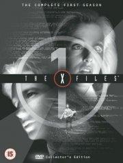 the x-files - sæson 1 - DVD