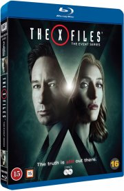 the x-files - the event series - sæson 10 - Blu-Ray