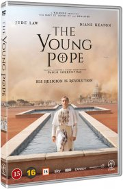 the young pope - sæson 1 - hbo - DVD