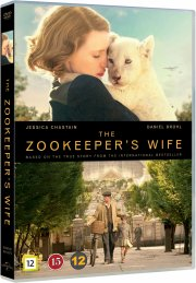 the zookeepers wife - DVD