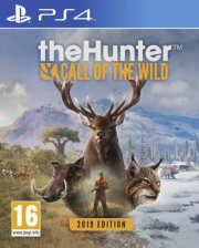 thehunter: call of the wild 2019 edition - PS4