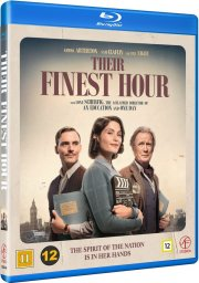 their finest hour - Blu-Ray
