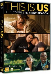 this is us - sæson 1 - DVD