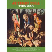 jethro tull - this was - 50th anniversary edition  - Cd + Dvd