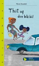 thit og den blå bil - bog